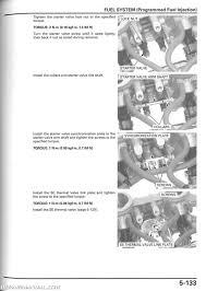 2003 2014 honda st1300 a p pa service manual repairmanual com ebay
