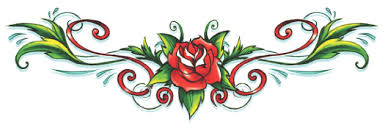 vine rose tattooforaweek temporary tattoos largest temporary