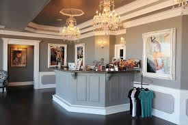 Salon Lighting Fixtures by Salon Inspiration I Like The Grey Color With Black And White