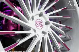 wrangler jeep pink ag luxury wheels jeep wrangler forged wheels