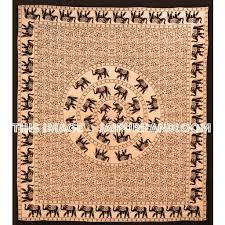 Dorm Room Wall Decor by Black U0026 White Mandala Elephant Ring Tapestry For Dorm Room Wall Decor