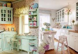 shabby chic kitchen design 50 beautiful shabby chic kitchens design and decor