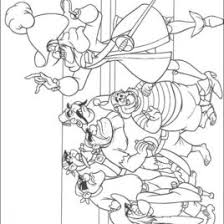 1000 images coloring pages pirate hook coloring