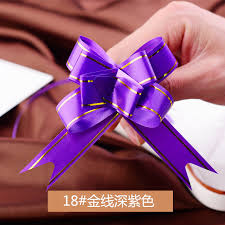 pull bows wholesale 1000pcs 1 8 36cm small gift packing pull bows wedding party