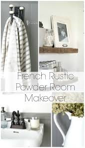 Powder Room Makeover Ideas Bathroom Makeover Powder Room Bathroom Makeover Budget Rachael Ray