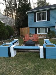 sturdiness of wood and cinder block comfort of a sectional my