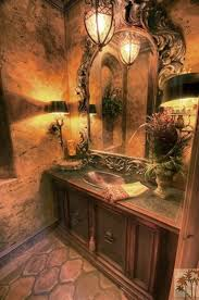 Tuscan Bathroom Lighting Best 25 Mediterranean Style Baths Ideas On Pinterest