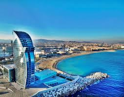 barcelona is one of the top destination in the world people