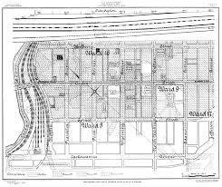 Pennsylvania City Map by Illustrations Mining Conditions Under The City Of Scranton