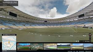 Map Street View Google Lat Long Get A Front Row Seat To The Games With Google Maps