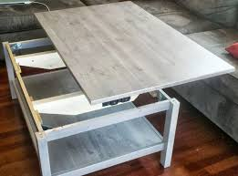 Table Up Best 25 Lift Top Coffee Table Ideas On Pinterest Lift Up Coffee