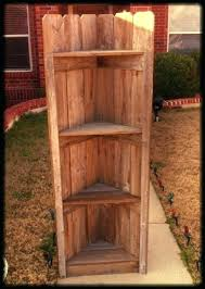 Corner Bookcase Wood Wood Corner Shelves Rustic Corner Shelf Corner Mango Wood