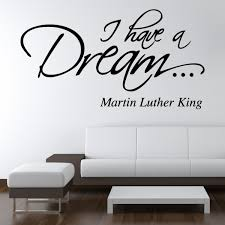 superb wall sticker with martin luther king quote give a touch decorate your home with wall stickers wall stickers with famous quotes vynil wall stickers for living room modern wall stickers wall art
