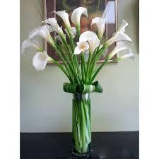 calla bouquet calla fort lauderdale and palm premier orchid florist