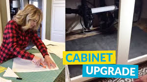 Kitchen Cabinet Upgrade by Upgrade Your Kitchen Cabinet Under The Sink Youtube