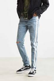 Skinny White Jeans Mens Men U0027s Jeans Ripped Skinny Jeans Urban Outfitters