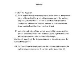 news medical council of jamaica