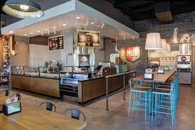 Pizza Restaurant Interior Design Kelley Construction Inc Case Studies Mod Pizza