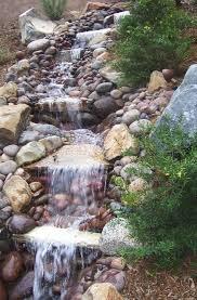 Rock Garden Waterfall Rock Garden Waterfall Rock Garden Waterfall Plants Outdoor