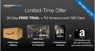 amazon black friday code 30 try amazon prime 30 day free trial membership program offers