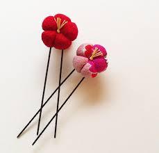 handmade hair kimono handmade hair pins chidoriya corp