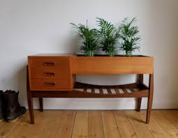 contemporary planter boxes with unique modern planter table with
