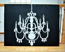 Painting Of Chandelier Zspmed Of Chandelier Painting Marvelous On Designing Home