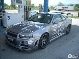 nissan skyline r34 for sale in usa nissan skyline r34 gt r v spec 6 august 2013 autogespot