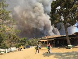 Barn Fires Napa And Orange County Ca Fires Put Barns In Peril Some Already