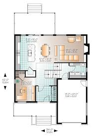 Split Level Ranch Floor Plans 31 Best Two Family House Plans Images On Pinterest Family House
