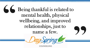 Counting Blessings Versus Burdens The Benefits Of Being Thankful