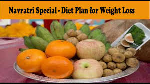 navratri special diet plan for weight loss नवर त र