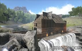 Ark Blueprint List Ark Survival Building Guide How To Build A Base Arkaholic