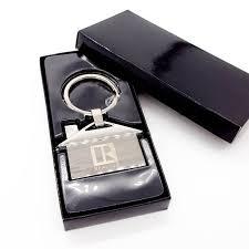 box keychain realtor house keychain rts4594