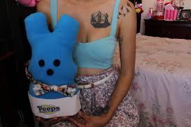 Diy Room Decor Easy Owl Pillow Sew No Sew Diy Easter Springtime No Sew Peeps Bunny Pillow Youtube