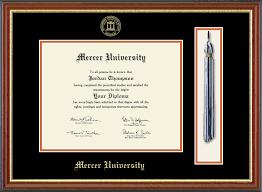 14x17 diploma frame mercer diploma frames church hill classics