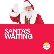 where is santa at castleton square a simon mall indianapolis in