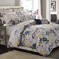 Grey And Yellow Comforters Yellow Comforter Sets For Less Overstock Com