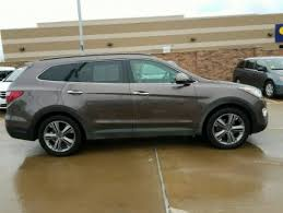 used 2013 hyundai santa fe limited brown hyundai santa fe in for sale used cars on buysellsearch