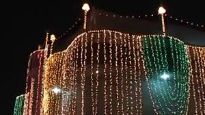 lahore best lighting decoration video dailymotion