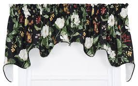 Large Floral Print Curtains Ellis Curtain Garden Images Large Scale Floral Print Lined Duchess
