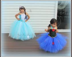 Elsa Halloween Costume Girls Elsa Costume Etsy