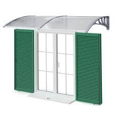 Overhead Door Windows Shop For Kinbor Overhead Door Window Outdoor Awning Door Canopy