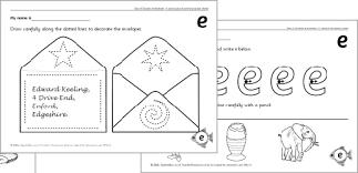 letter u0027e u0027 worksheets sb24 sparklebox