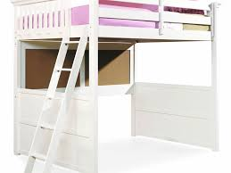 bunk beds beautiful loft bed with sofa underneath on mattress