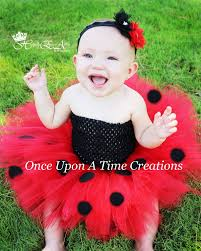 little ladybug tutu or dress newborn 3 6 9 12 18 24 months