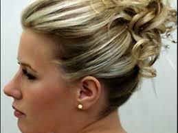 modele de coiffure pour mariage modele coiffure pour mariage cheveux mi par madame tata pique