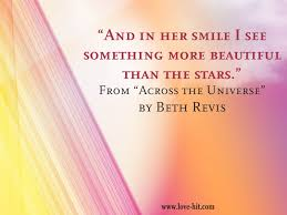 I Love Her Smile Quotes by And In Her Smile I See Something More Beautiful Than The Stars