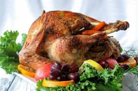 whole cooked turkey herb roasted turkey cooked in oven cooking bag recipe oven