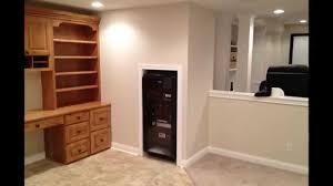 beautiful finished basement with wet bar and home theater youtube